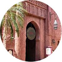 Dinner at Restaurant Marrakesh