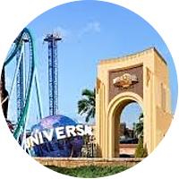 Admission to Universal Studios
