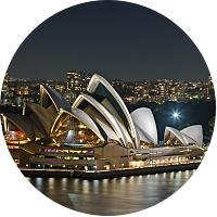 Performance at Sydney Opera House