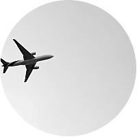 Plane Ticket to LA