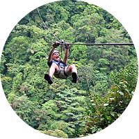 Canopy Ziplining
