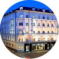 Hotel in Vesterbro, Copehagen