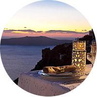 Dinner for Two - Greek Islands