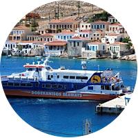 Riding the Aegean Sea