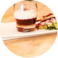 Dinner Québecois at Le Pain Beni