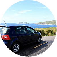Rental Car for the Week