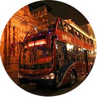 Honeymoon - Quito City Bus Tour