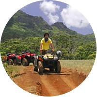 ATV Waterfall Adventure