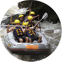 Bali Adventure White Water Rafting