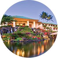 Accommodations: Grand Hyatt Kauai (Option 2)