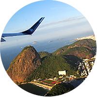 Plane tickets/ Passagens aéreas