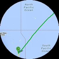 Airfare - Houston, TX to Auckland, New Zealand