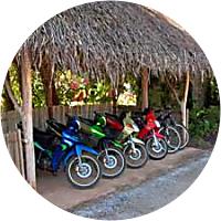 Atiu Island moped rental (5 days)
