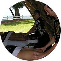 Beachside Couples Massage