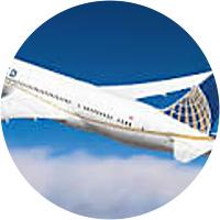 Flight from Los Angeles, CA to Bangkok Thailand