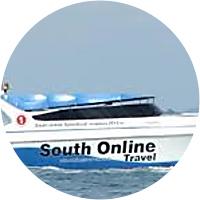 Ferry fro Ko Lanta to Phi Phi