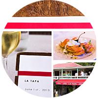 Food & Wine Romantic Dinner No. 2