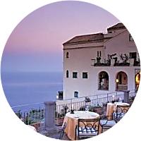 Romantic Dinners in Ravello