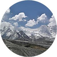Gaze upon Mt Everest