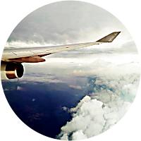 Flight to Asia