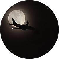 Flight to Africa