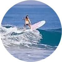 Surfing (Board Rental) - Surfen (Leihgebuehr)