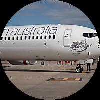 Flights from Denpasar Bali, Indonesia to Australia