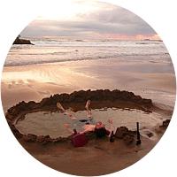 Hot Water Beach Shovel Rental and Picnic