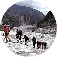 Franz Josef Glacier Ice Explorer