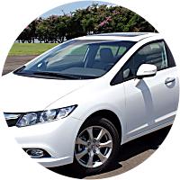 Rental car in Oahu