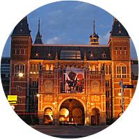 Admission to Rijksmuseum