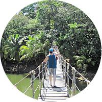 Honduras: Tabyana Beach & Gumbalimba Preserve