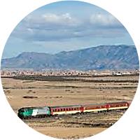 Train Tickets from Marrakesh to Casablanca