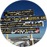 Kilimanjaro Climb for 2