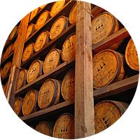 Whiskey Distillery Tour
