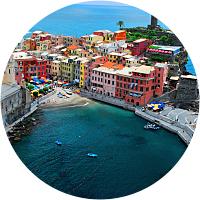 Apartment with terrace in Manarola, Cinque Terre (4 nights)