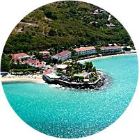 Six Night Stay at Grand Case Beach Club