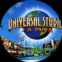 Tickets to Universal Studios Japan