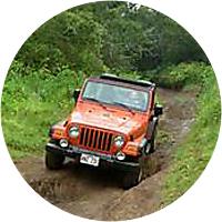 One Day's Jeep Rental
