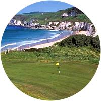 Round of Links Golf for Joe