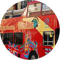 Hop-On-Hop-Off Tour of London