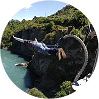 Bungee jump in Christchurch!