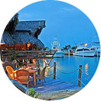 Romantic Dinner at La Yola Punta Cana Restaurant