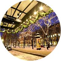 Christmas Lodging in Vienna