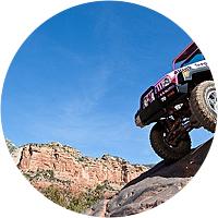 Tour (Adventure!): Pink Jeep Tour