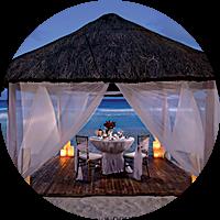 Surf & Turf Romantic Dinner