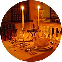Stephanie Inn Chef's Dinner
