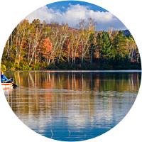 Kayaking in Vermont