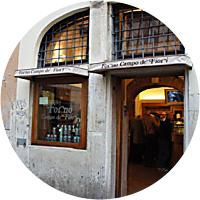 Forno Campo de' Fiori (The Best Pizza Pie in Rome)