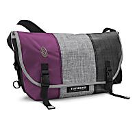 Custom-designed messenger bag